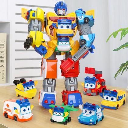 GoGo Gordon Bus Music Toy Car